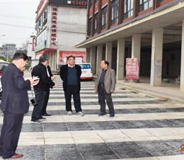 刘维隆来汉调研 创新慈善社区项目和慈善工作