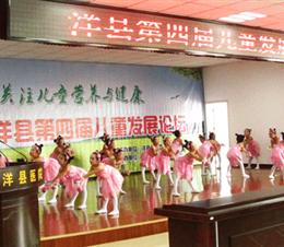 洋县举办第四届儿童发展论坛